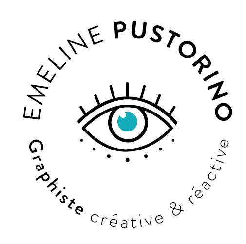 Emeline Pustorino Graphiste freelance